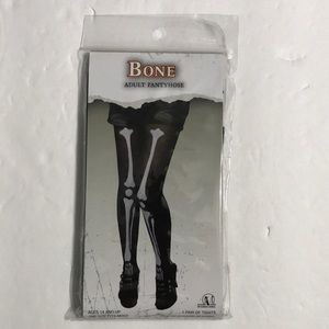 Accessories - Bone Adult Pantyhose